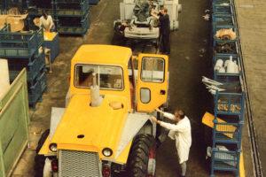 JCB viert 50 jaar wielladers