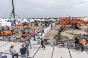 2018 absoluut topjaar: weer meer grondverzetmachines verkocht in Nederland