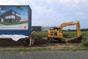 Officieel startsein voor nieuwbouw van BIA
