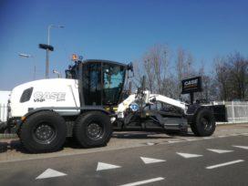Case grader voor Aduco Nederland