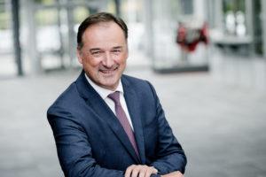 Frank Hiller, CEO Deutz, is blij met de samenwerking met Sany