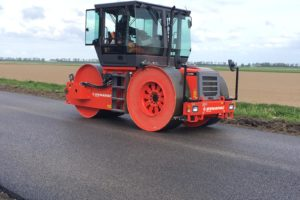 Klompé heeft eerste nieuwe Dynapac CS1400 van Nederland