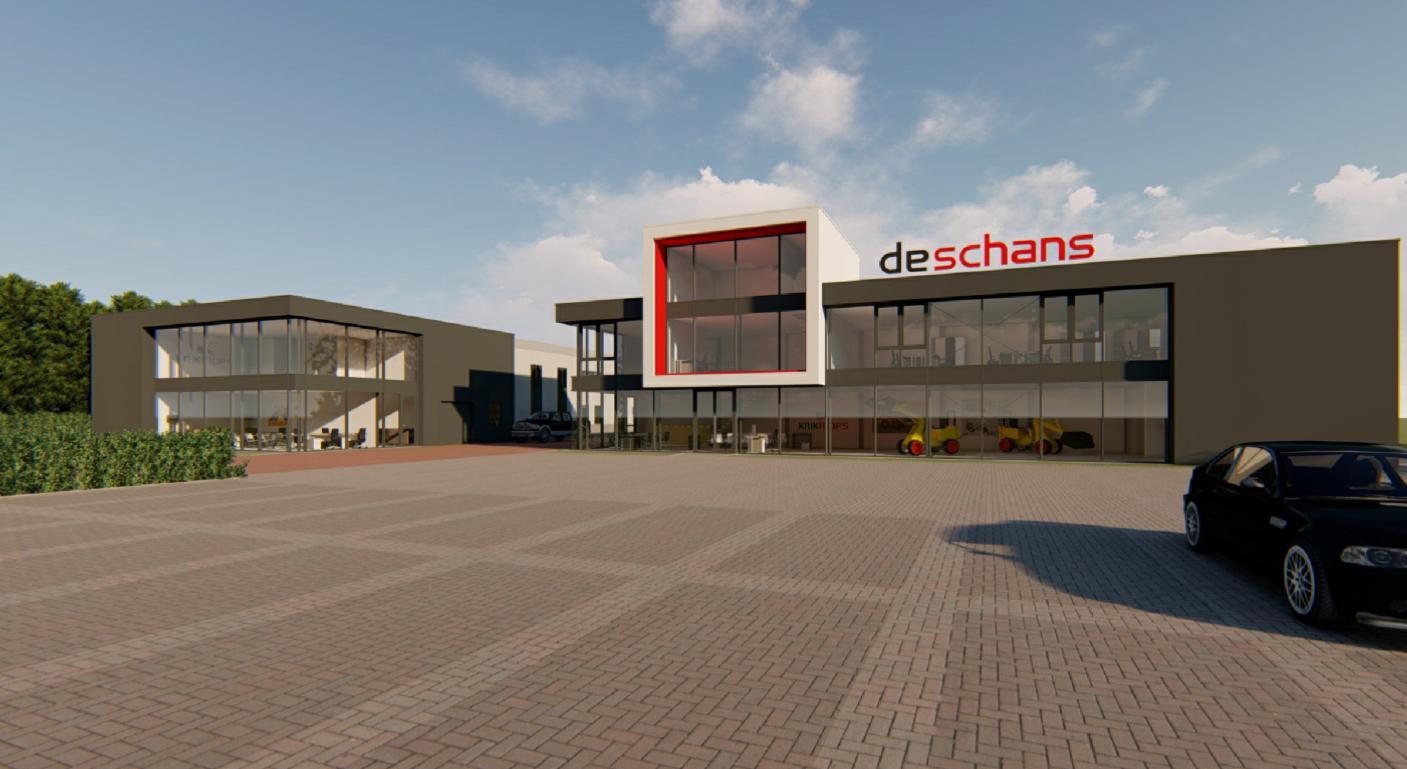 De-Schans-nieuwbouw