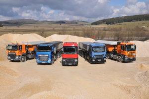 GROEPSTEST | 4×2-trucks goed alternatief voor meerassige bouwvoertuigen