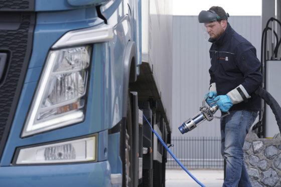 Volvo Trucks meldt tot 23 procent CO2-reductie door gebruik LNG