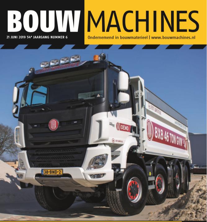 BouwMachines editie 6-2019