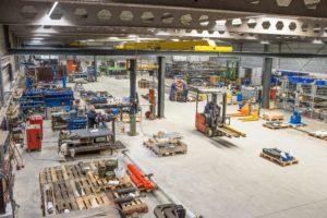 FOTOREPORTAGE | Revisie van een hydrauliekcilinder