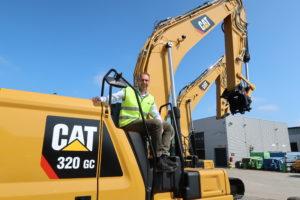 Pon wil nieuwe markt aanboren met basis-Cat GC