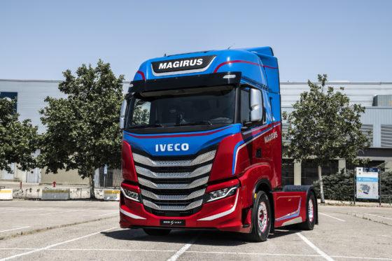 Iveco lanceert nieuwe generatie bouwtrucks