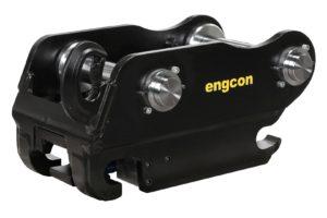 Engcon vervangt S-koppeling door Q-Safe snelwissel