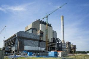Schotte sloopt energiecentrale Nijmegen