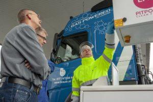 Brauer verlaagt CO2-uitstoot met Volvo LNG-trucks