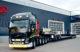 Nieuwe Nooteboom EURO-PX diepladers voor machinetransporteur Van Wieren