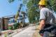 Saan: Volvo FH 10×4 voor hijswerk, machinetransport en verhuizen van grote beelden