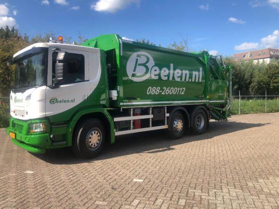 Beelen koopt twaalf Scania's XT; chauffeurs leren efficiënt rijden