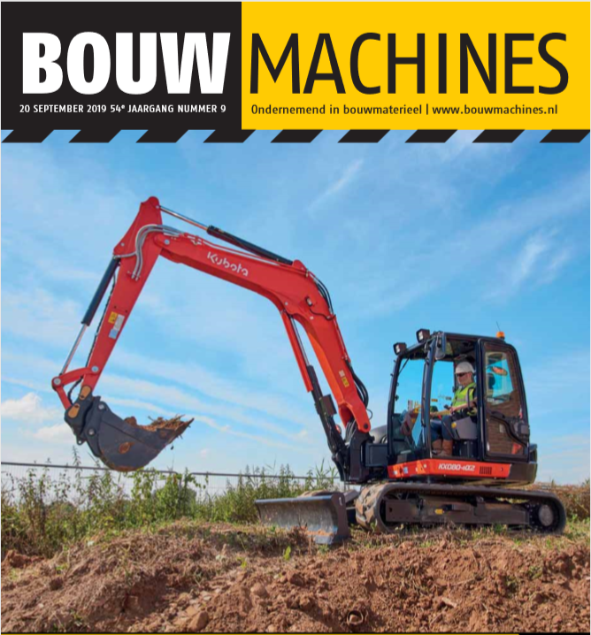BouwMachines editie 9-2019