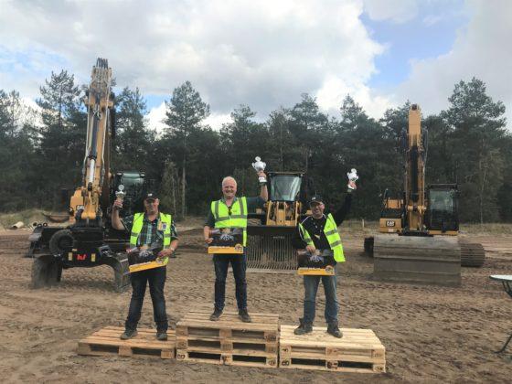 Arnold Dekkers als 'Beste Machinist van Nederland' naar EK in Málaga