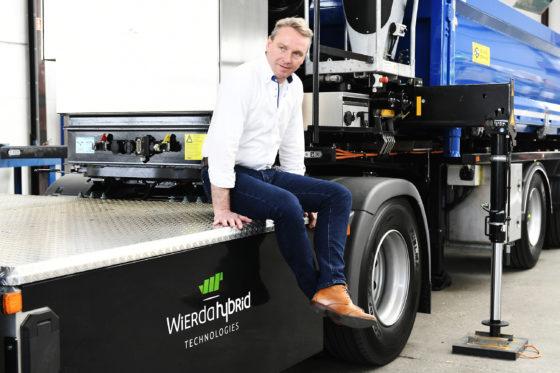 De toekomst is elektrisch: Wierda ziet groeiende vraag naar ombouw dieselauto's en -machines