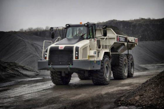 Terex Trucks stelt dealer aan voor de Benelux