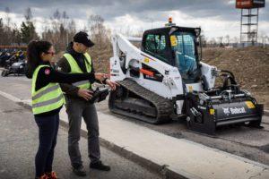 VIDEO   Afstandsbediening voor Bobcat-laders nu in Nederland
