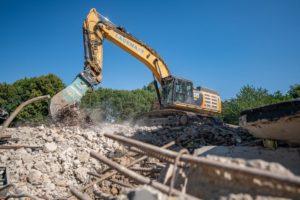 Lagemaat sloopt HAN-complex Nijmegen