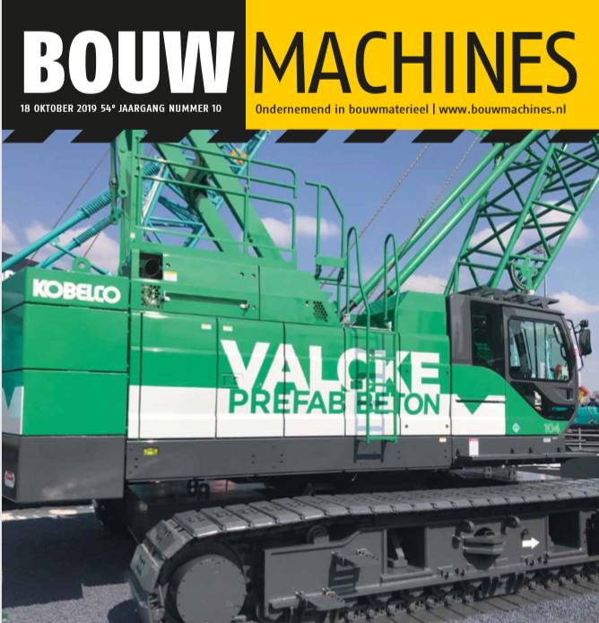 BouwMachines editie 10-2019