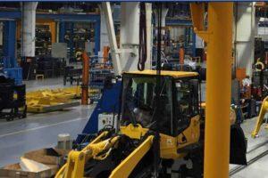 Komatsu opent innovatiecentrum in Duitsland