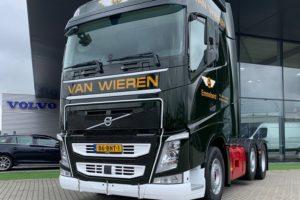 Van Wieren Special breidt vloot uit met Volvo FH500