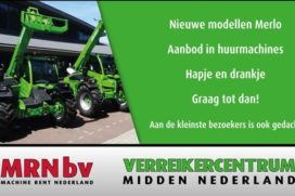 Open Dag Verreikercentrum Midden Nederland