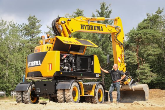 PRAKTIJKTEST | Hydrema MX16, krachtig en ultra-compact