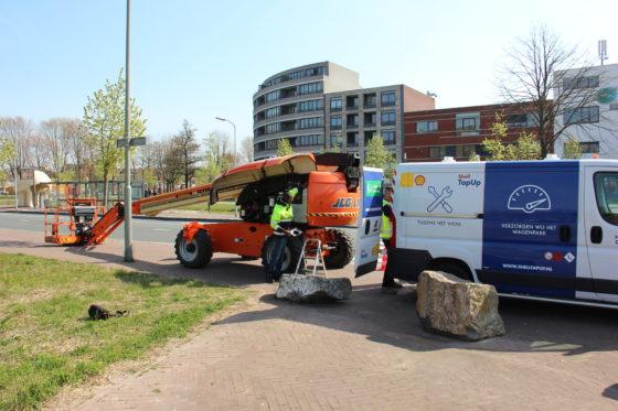 Riwal wil groenste verhuurvloot van Nederland aanbieden