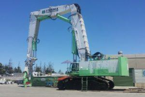 Rusch gaat weer speciale sloopmachines bouwen