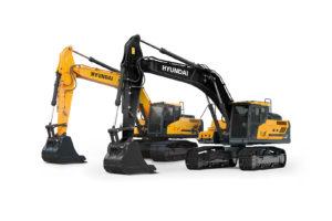 Nieuw uiterlijk voor Hyundai machines uit de A-serie