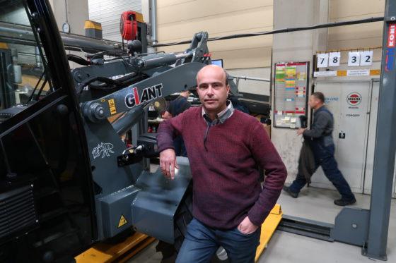 Tobroco wil voor complete lijn G-machines een elektrische variant
