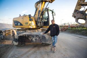 VIDEO | Muel-Jaap Bom is machinist van de maand november