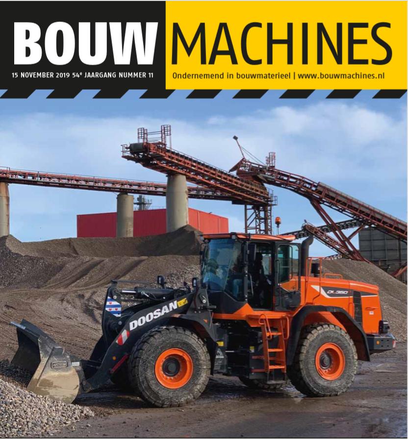 BouwMachines editie 11-2019