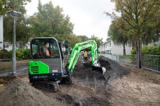 Aannemer Van Gelder neemt Eco-Digger in gebruik