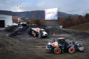 Doosan demonstreert onbemande en geautomatiseerde oplossingen voor de bouw