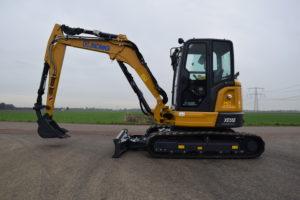 XCMG heeft met Heus Tractors importeur voor Nederland