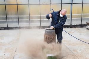 VIDEO | Luchtfilters reinigen zonder stofoverlast