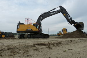 PARTNERVIDEO | Test Volvo EC250EL