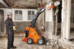 Subsidie voor bouwmachine op waterstof en elektrische Sherpa kniklader