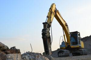 Nieuwe eisen in aanbestedingen: uitstoot bouwmachines moet omlaag