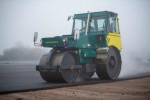 Wirtgen Nederland geeft Hamm asfaltwals tweede leven