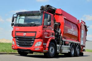 emissiebeperking Foto-1-Waterstof-vuilniswagen-Groningen-op-waterstof-Omgebouwd-door-E-Trucks-Europe